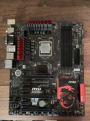 MSI Z87 G45 Gaming Motherboard LGA 1150 for Sale in Merrimac, MA