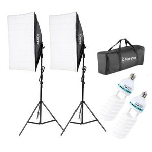 Photography Lighting Softbox Stand Photo Equipment Soft Studio Light Kit for Sale in Moseley, VA
