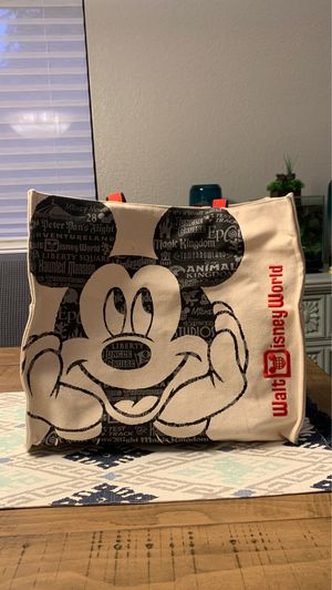 Walt Disney World tote bag for Sale in Fircrest, WA