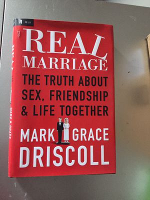 Real marriage hardcover book for Sale in Gulfport, MS