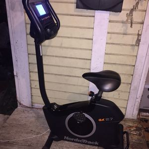 Nordictrack gx 2.7 exercise bike for Sale in Anaheim, CA