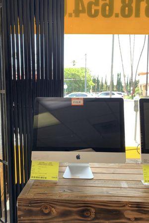 "21.5"" iMac- 3.06Ghz Intel Core i3- 500GB HDD- 4GB RAM for Sale in Los Angeles, CA"