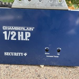Chamberlain 1/2 HP Garage Door Motor Kit for Sale in Scottsdale, AZ