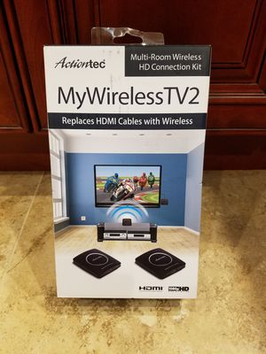 ActiontecMyWirelessTV2 Multi-Room Wireless HD Video Kit for Sale in Garland, TX