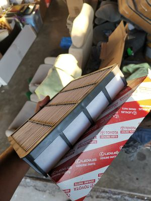 OEM Toyota 4Runner Engine Air Filter for Sale in San Diego, CA