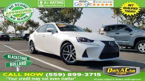2018 Lexus IS for Sale in Fresno , CA
