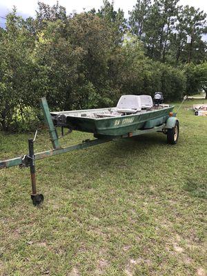 John boat for Sale in Douglas, GA