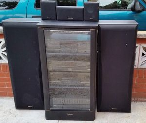 Technic stereo system complete for Sale in Los Angeles, CA