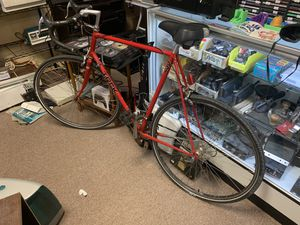 """Trek bike used 24"""" frame 400 made in usa very light weight for Sale in Golden, CO"""