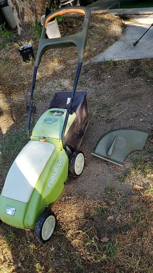 Neuton electric lawnmower for Sale in Fresno, CA