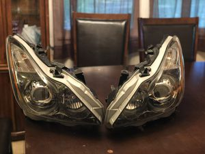 G37 coupe headlights for Sale in Elkridge, MD