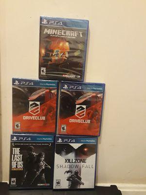 PS4 Games for Sale in Cranston, RI