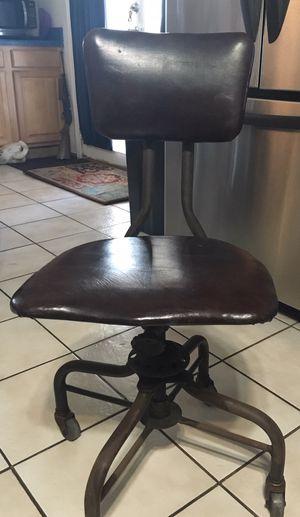 CHAIR - DESK CHAIR ANTIQUE for Sale in Phoenix, AZ