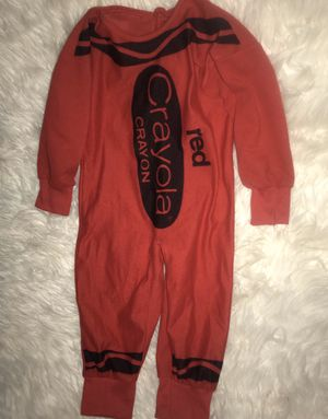 Crayola costume for Sale in Selma, CA