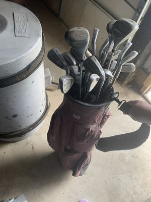 golf clubs for Sale in Sunbury, OH