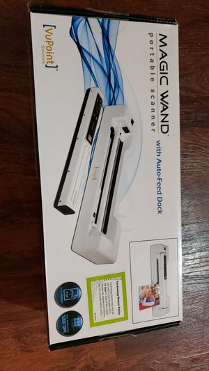 Magic wand portable scanner for Sale in Lakewood, CA