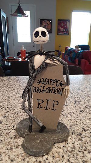 Disney Jack Skellington Nightmare Before Christmas Figure Bobblehead for Sale in Windermere, FL