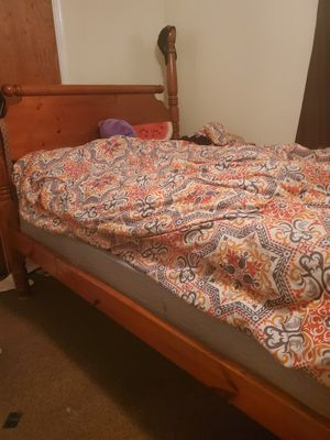 Queen Size Bed Frame for Sale in Waverly, VA