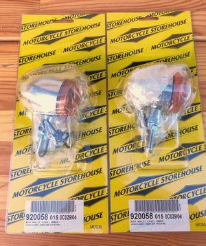 MCS Mini Bullet Amber Signal Set (pair) 920058 for Sale in Davie, FL