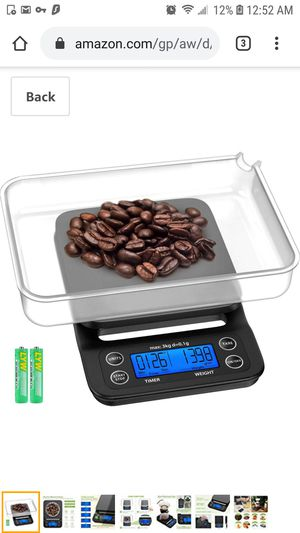 Digital Coffee Scale for Sale in Queens, NY