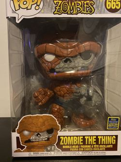 Funko Pop! #665 Zombie The Thing Marvel Exclusive 10in for Sale in Silver Spring,  MD