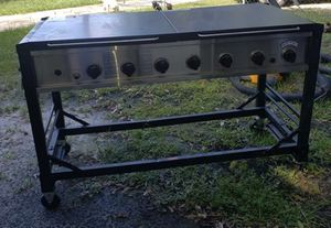 Bbq gas grill for Sale in Tampa, FL