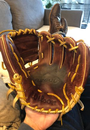 Wilson A2000 glove for Sale in Shoreline, WA