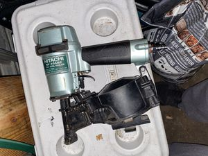 Hitachi roofing nail gun for Sale in Palatine, IL