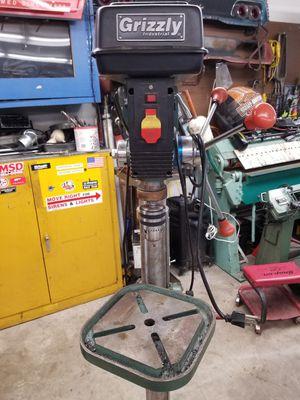 Grizzlie drill press for Sale in Renton, WA