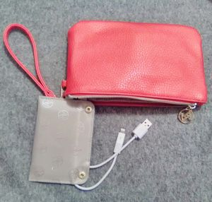 Adrienne Vittadini Wrist Wallet/iPhone cable charger included. for Sale in Linden, PA