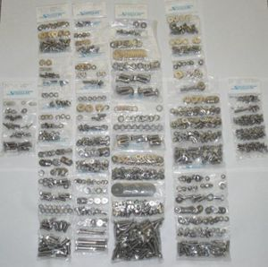 1954 - 1955 1st series Chevy Truck Body Bolt Kit /Totally Stainless for Sale in Murrieta, CA