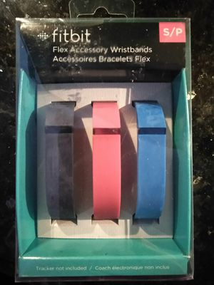 Brand New Fitbit Flex Wristbands for Sale in Lake Worth, FL