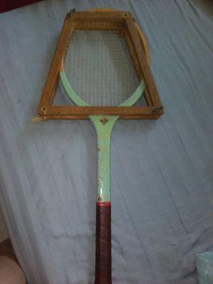 Vintage Spalding tennis racket for Sale in Tampa, FL