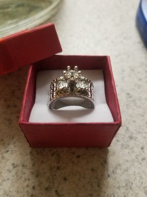 NEW RING WHITE GOLD for Sale in Orlando, FL