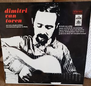 1967 DIMITRI VAN TOREN: Dutch LP Imperial Records for Sale in Arvada, CO