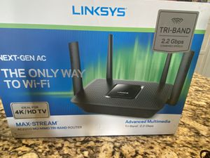 Internet router and modem for Sale in Grand Prairie, TX
