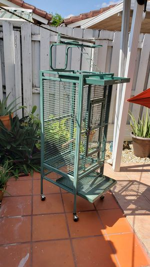 Bird cage 62 x 18 x 18 for Sale in Hialeah, FL