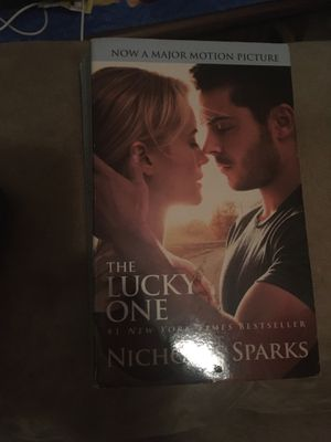 THE LUCKY ONE (book) for Sale in Swansea, IL