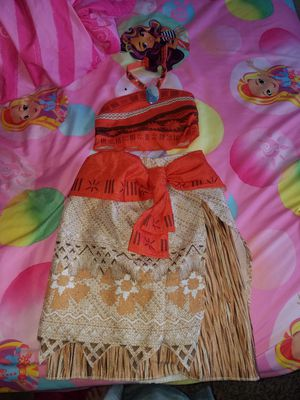 Moana costume for Sale in Bothell, WA
