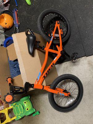 Trek 16 inch kids bike like new for Sale in Frisco, TX