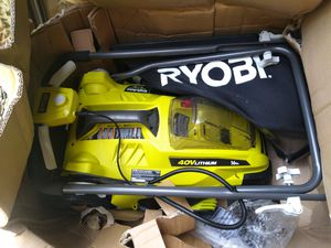 Battery operated mowers for Sale in Mableton, GA