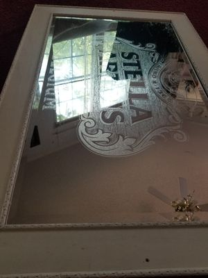 Stella Artois Man Cave Mirror!!! for Sale in Montgomery, AL