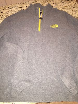 Kids 12-14 Northface pullover worn once for Sale in Navarre, FL