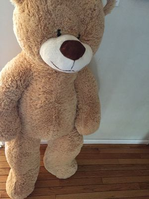 Huge Teddy Bear 54inches tall for Sale in Stafford, VA