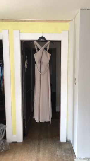 Kennedy Blue bridesmaid/prom dress sz 6 for Sale in Toledo, OH