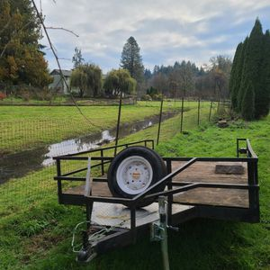 Utility Trailer. Great For Hauling Quads for Sale in Vancouver, WA