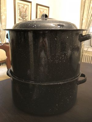 20 Qt Steamer Pot for Sale in Centreville, VA