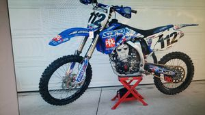 YZ250F Yamaha 2009 . With extras! for Sale in Yelm, WA