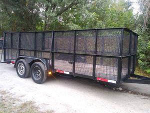 6.4x16 utility trailer for Sale in Dover, FL