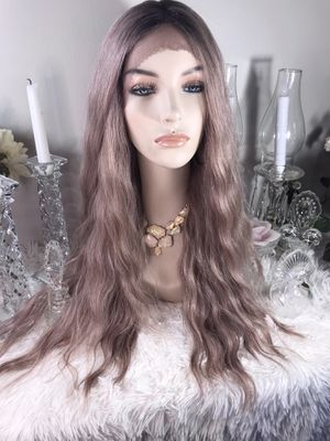 Dusty Rose Lace Front Wig for Sale in Bristol, CT